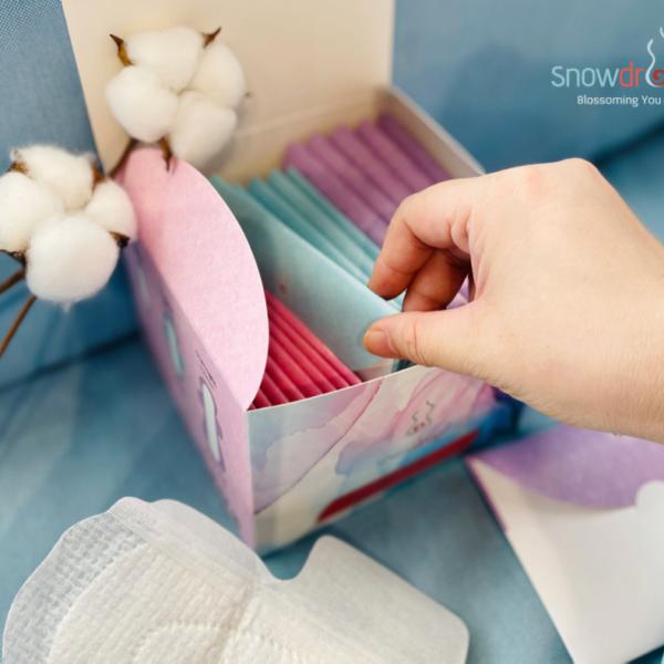 Premium Organic Cotton Pads – Basic Kit
