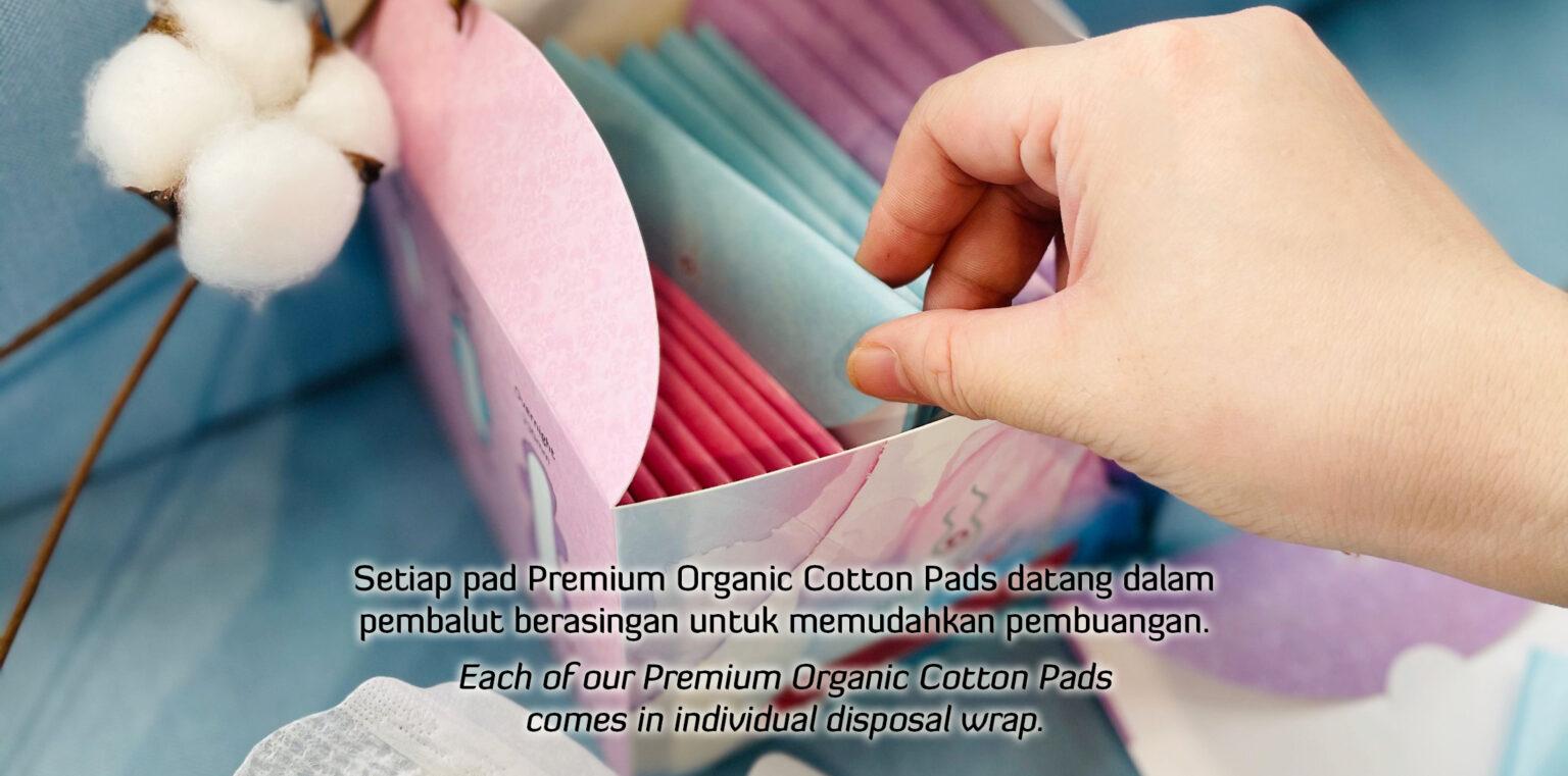 Website Slideshow Banner - Organic Individual Wrap
